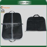 黒いFoldable防水スーツカバー袋の記憶の保護装置