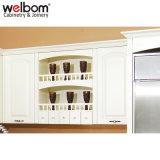 Diseño modular Welbom PVC gabinetes de cocina