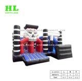 Hallo Miezekatze-Thema-aufblasbares kombiniertes für das Kind-Springen