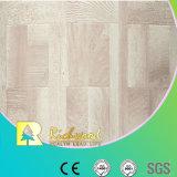 Домашних хозяйств 12,3 мм E0 Woodgrain текстура орех Laminbate пол
