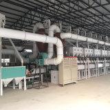 30 toneladas de trigo mourisco conjunto completo de equipamento