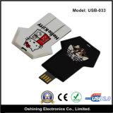 Azionamento dell'istantaneo del USB della carta/azionamento carta della maglietta (USB-033)