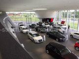Estrutura de aço Prefab 4s Stand (Carro recordações) para a Audi