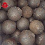 шарик чугуна крома 115mm высокий стальной для завода цемента