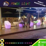 Mobilia ricaricabile d'ardore cambiante della barra di colore LED