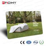 Lf+Hf無接触RFID PVC二重頻度カード