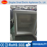Porta de vidro branco Thermoelectric Hotel Mini Bar Fridge
