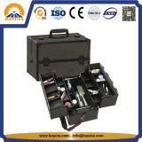 경제 메이크업과 공구 (HB-1201)를 위한 알루미늄 저장 상자