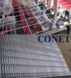 сварочный аппарат ячеистой сети низкоуглеродистой стали 1.8-5mm с сертификатом CE (фабрика)