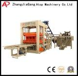 Блок цемента делая машиной конкретную машину делать кирпича
