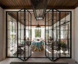 De super Deur van Bifold van het Staal van de Douane van de Kwaliteit Franse met Glas