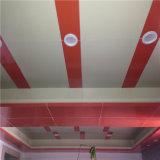 Hyperbolisches Aluminiumpanel für Büro-Umhüllung und Decken-Dekoration