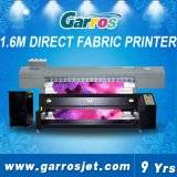 Imprimante directe d'impression de tissu d'encre à grande vitesse de colorant de Garros 1.6m