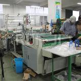 Automática lado de sellado de plástico blando bolso de la manija que hace la máquina (RFQH)