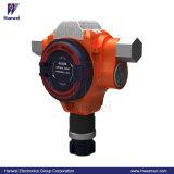 Montado na parede de 0-100 Industrial ppm C2H3Cl fixado um detector de gás Analyzer (GT-WD1200)