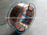 Kupferner Beschichtung-Schweißens-Material-Draht