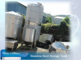 MilkおよびJuice Storageのための1000L Stainless Steel Storage Tank