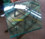 De voorzijde maakte Gelamineerd Glas aan