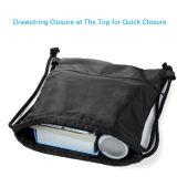 Sackpack Drawstring-Gymnastik-Beutel mit Taschen für im Freien