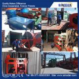 20, linea di produzione del granulatore del disco della vaschetta da 000 tonnellate/anno per rendere a NPK fertilizzante composto