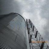 Conjunto completo de trigo/silo de armazenagem de milho na fábrica de farinha