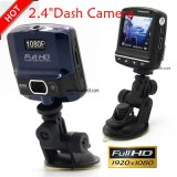 """Câmera de carro HD1080p de 2,4 """"com venda quente com Ntk96220; Sensor G; WDR; Função de visão noturna DVR-2401"""