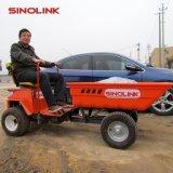 Мини-погрузчик колесный Dumper погрузчика 120прицепа кг потенциала для фермы