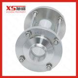 63,5 mm de acero inoxidable AISI304 Saneamiento Ensamblada Mirilla con red de protección
