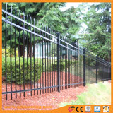 Crimp Top 2.1m x 2.4mの鋼鉄Security Fence Panel