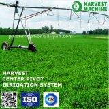 Sistema de centro del equipo de la irrigación de la granja del pivote de Dyp para la venta