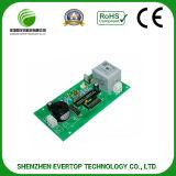 Volta rápida placa PCB de dupla camada mais baratos para o Sistema de Controle Industrial
