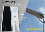 Automatisches erfassendes einteiliges LED Sonnemmeßfühler-Straßenlaternedes intelligentes Steuer