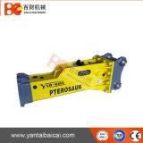 Martelo hidráulico do disjuntor da máquina escavadora feito de China (YLB680)