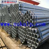 Tubulação de aço composta