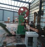 A serra de fita para a fábrica de madeira