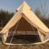 防水鐘テントの耐火性のキャンバスの鐘テントの贅沢なキャンバスのテント