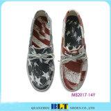 Самые новые кожаный ботинки шлюпки