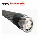 Conductor de aluminio del pingüino del cable ACSR de la base de acero para ASTM B232
