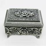 Caja de joyería de alta calidad, caja de almacenamiento de China joyería