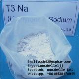 憂鬱な無秩序CAS 55-06-1のための脂肪質のLossingの粉T3のLTriiodothyronine