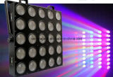 Träger-Matrix-Licht des Stadiums-helles 25*10W 5X5 RGBW 4in1 LED