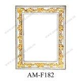 Фото металлической раме сертификатом изображения/AM-F181