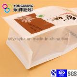 I grani personalizzati si levano in piedi in su il sacchetto di imballaggio di plastica