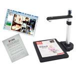 자동 초점 휴대용 문서 스캐너 S520af 의 2개의 사진기 문서 사진기