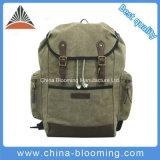 рюкзак спорта холстины 16oz Hiking напольный Backpack людей перемещения