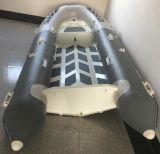 Het opblaasbare Stijve Jacht van de Rib van Hull van het Aluminium van de Boot