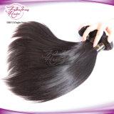 Extension de cheveux humains brésilien droites vierge non transformés de cheveux Remy Hair