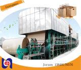 Máquina de la fabricación de papel que estría, equipos del papel de Brown