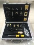 Aluminiumhilfsmittel-Set des fall-114PCS verwendet mit Hilfsmitteln Deutschland-Spezialwerkzeug-vom Kettenhilfsmittel-Set