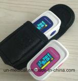 Neu-Bewegliches Fingerspitze-Impuls-Oximeter mit guter niedriger Übergießen-Leistung